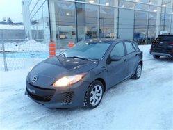 Mazda Mazda3 GX 5 PORTES AUTOMATIQUE AIR CLIM.  2013