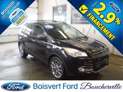 Ford Escape SE 4WD CUIR ET TISSU MAGS CROMÉ GPS  2014
