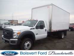 Ford F-550 CUBE 16 PIEDS  2015