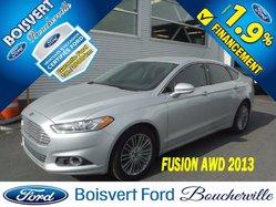 Ford Fusion SE AWD CUIR  2013