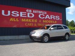 2009 Buick Enclave CX 7 Passenger Alloys