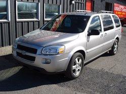 2009 Chevrolet Uplander LT Ext Van DVD Quads