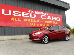 2014 Ford Fiesta SE Nav Auto Only 38K
