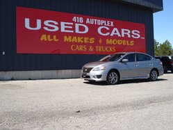 2014 Nissan Sentra SR Sunroof Nav Automatic