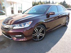 Honda Accord Sedan SPORT - COMME NEUVE  2016