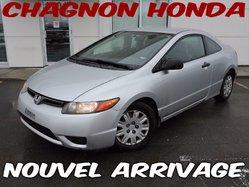 2006 Honda Civic Coupe DX-G/AC