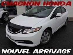 Honda Civic Sdn EX/TOIT/MAGS  2013
