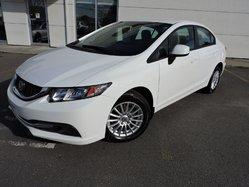 Honda Civic Sdn LX - MAGS  2013