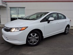 2012 Honda Civic Sedan LX / AC /BLUETOOTH