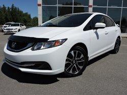 Honda Civic Sedan EX - PNEUS NEUFS  2014
