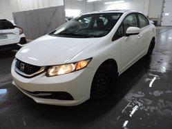 Honda Civic EX - CERTIFIÉ  2015