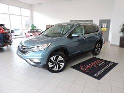 Honda CR-V TOURING - CERTIFIÉ  2015