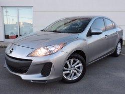 Mazda Mazda3 GX/MAGS/AC  2012