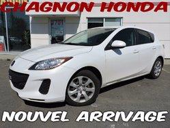 2012 Mazda Mazda3 GX ** 65090 KM **