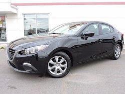 Mazda Mazda3 GX ** 40526 KM **  2015