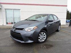 2014 Toyota Corolla CE/AC/**33 529 KM**