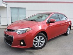 2014 Toyota Corolla S/AC/BLUETOOTH** 33 109 KM **