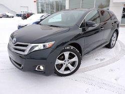 2014 Toyota Venza LIMITED - PNEUS D'HIVER