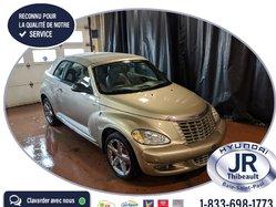 Chrysler PT Cruiser GT décapotable turbo **FINANCEMENT ACCORD D**  2005