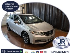 Honda Civic Sedan EX TOIT OUVRANT+MAGS 62$/SEM-72 MOIS  2014