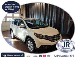 Honda CR-V EX-L (GARANTIE FULL 19/06/2019 OU 100000KM)  2014
