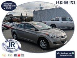 Hyundai Elantra L AUTOMATIQUE 52.57$/sem tout inclus!  2011