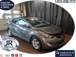 Hyundai Elantra GLS MAGS+TOIT OUVRANT  2012