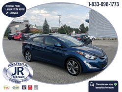 Hyundai Elantra GLS AUTOMATIQUE BAS KILOMÉTRAGE!  2015