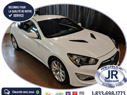 Hyundai Genesis Coupe COUPE BALANCE DE GARANTIE 31 MARS 2020  2014