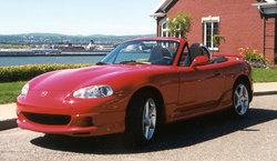 Mazda MX-5 Miata GS GROUPE SPORT 110000KM!  2001