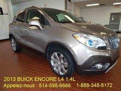Buick Encore CUIR/TOIT OIVRANT/JAMAIS ACCIDENTÉ  2013