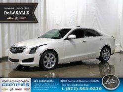 Cadillac ATS-4 2.0 l Luxury  2013