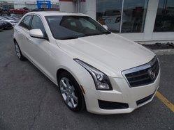 Cadillac ATS-4 Awd  2014