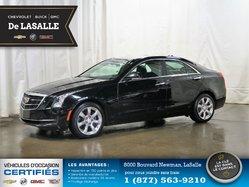 Cadillac ATS Sedan Luxury Collection  ToitAWD  2016