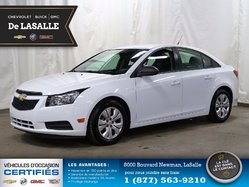 2014 Chevrolet Cruze 2LS  // 4Cyl. 1.8L // AUTOM. // DEM. DISTANCE...