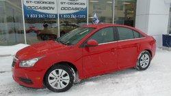 2014 Chevrolet Cruze 1LT TOUT EQUIPÉ CONDITION SHOWROOM