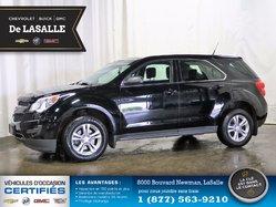 2012 Chevrolet Equinox LS TA  // TA // 4CYL.// CRUISE // BLUETOOH...