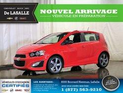 Chevrolet Sonic RS AUTOMATIQUE  2016