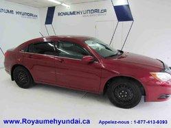 2013 Chrysler 200 4DR SDN LX