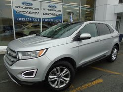 Ford Edge SEL AWD V6 CUIR TOIT NAVIGATION IMPECCABLE  2015