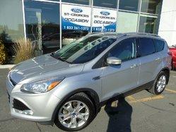 2015 Ford Escape Titanium AWD CUIR 1 SEUL PROPRIO