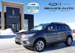 Ford Escape SE / AWD / ECOBOOST  2017