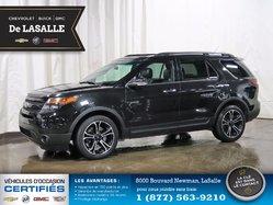 2014 Ford Explorer Sport AWD