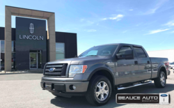 2010 Ford F150 FX4