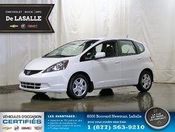 Honda Fit LX auto air  2013