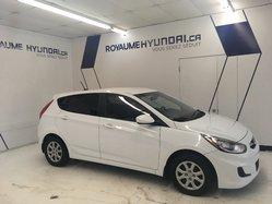 2014 Hyundai Accent GL / GARANTIE PROLONGÉE / SIÈGES CHAUFFANTS