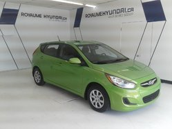2012 Hyundai ACCENT GL 5 PORTES
