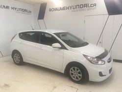 2014 Hyundai Accent GL / DÉMARREUR À DISTANCE / SIÈGES CHAUFFANTS
