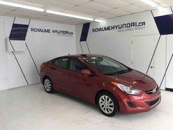 2013 Hyundai ELANTRA GL GL