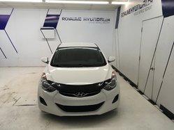 2013 Hyundai Elantra L /  AUTO / AIR CLIMATISÉ / RÉGULATEUR DE VITESSE